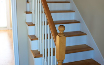305 Norman: Stairs