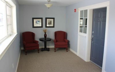 Signature Suites: Common area on 2nd floor